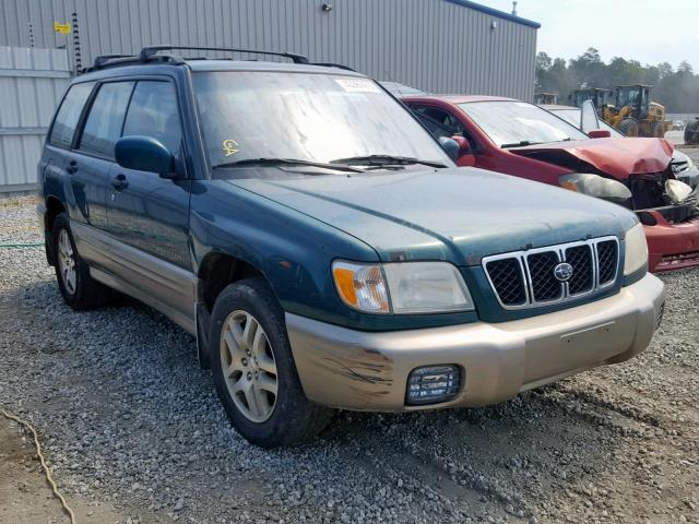 auto auction ended on vin jf1sf65511h728417 2001 subaru forester s in sc greer autobidmaster