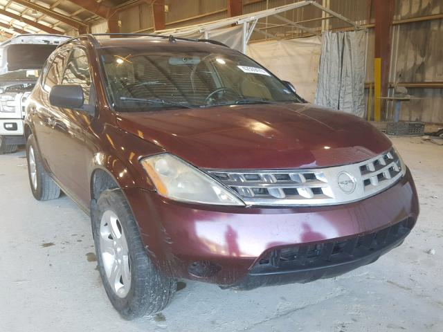 2005 Nissan Murano SL for sale in Greenwell Springs, LA