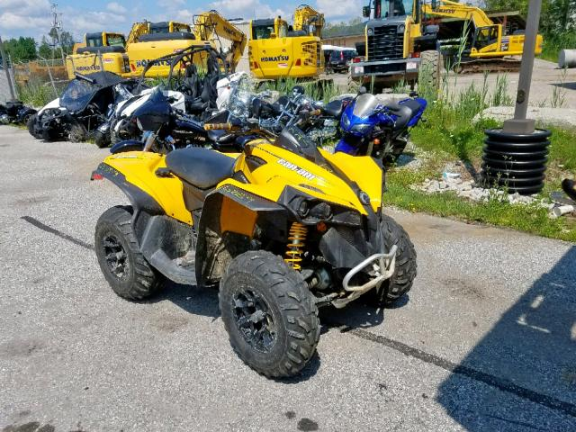 click here to view 2015 CAN-AM RENEGADE 8 at IBIDSAFELY