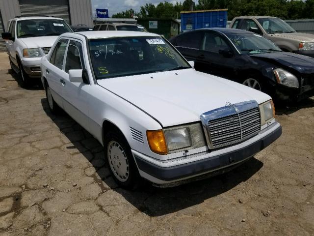 Salvage 1991 Mercedes-Benz 300 D for sale