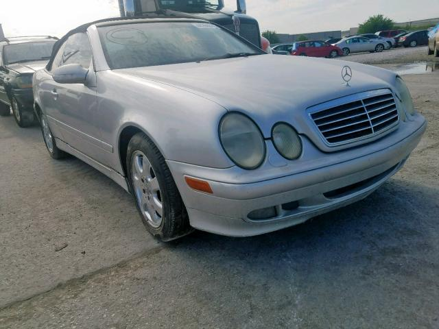 click here to view 2003 MERCEDES-BENZ CLK 320 at IBIDSAFELY