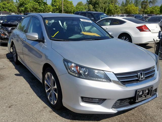 2014 Honda Accord Sport For Sale >> 2014 Honda Accord Sport For Sale At Copart Rancho Cucamonga Ca Lot 44075559 Salvagereseller Com