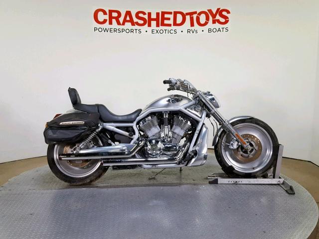 Salvage 2003 Harley-Davidson VRSCA for sale