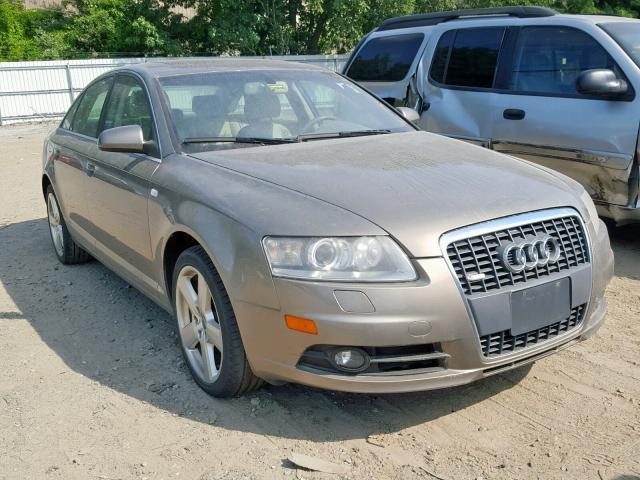 2008 Audi A6 3 2 Qua 3 1l 6 للبيع في North Billerica Ma Lot 44312499