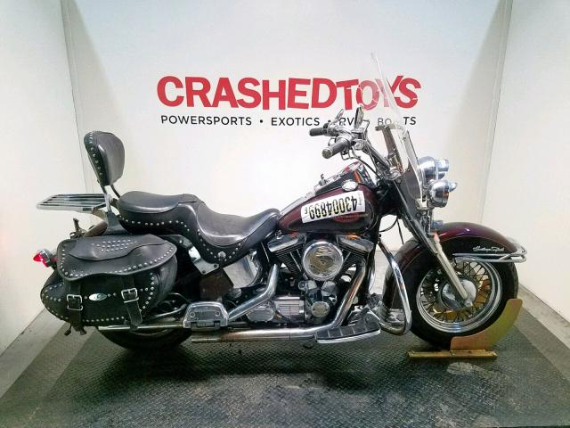Salvage 1996 Harley-Davidson FLSTC for sale
