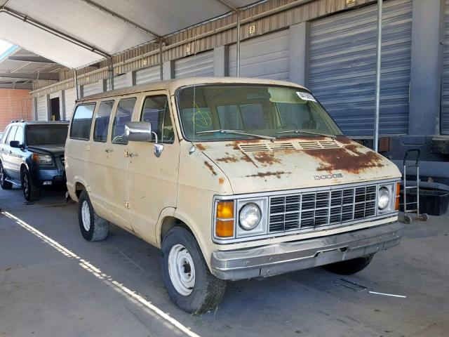 Auto Auction Ended on VIN: B22JP9K345205 1979 Dodge