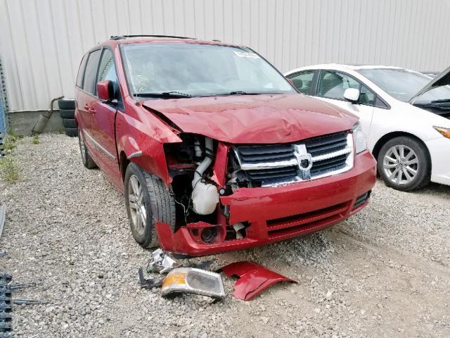 2010 Dodge Grand Cara 4.0L