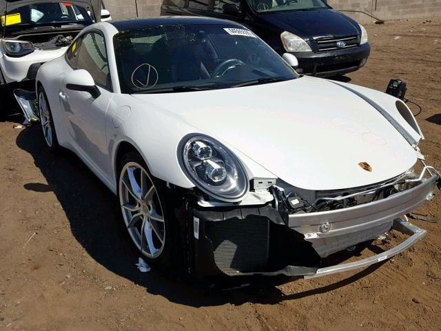 click here to view 2019 PORSCHE 911 CARRER at IBIDSAFELY
