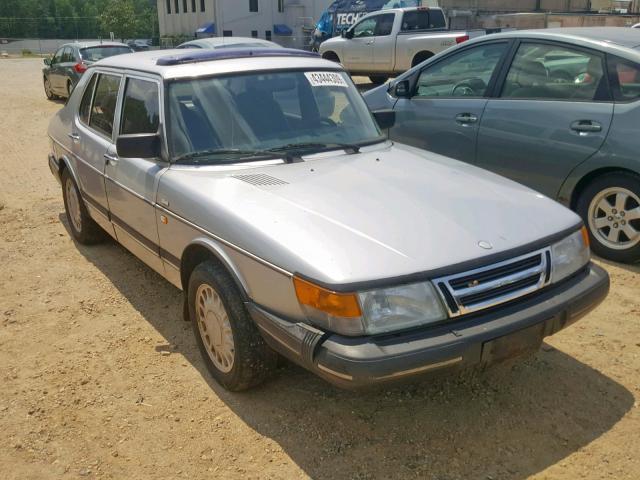 1987 Saab 900 S 2.0L