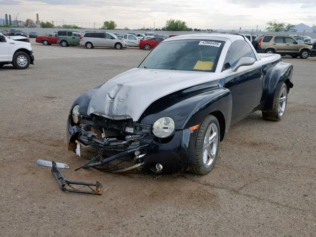 2006 Chevrolet Ssr 6 0l 8 For Sale In Tucson Az Lot 43966459