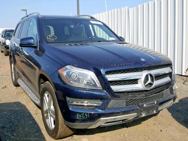 2014 Mercedes-Benz GL 350 BLU for sale in Hillsborough, NJ