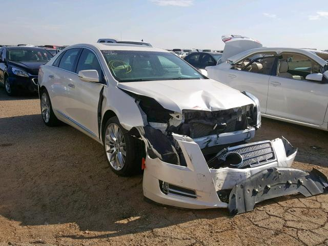 Salvage, Rebuildable and Clean Title Cadillac XTS Vehicles