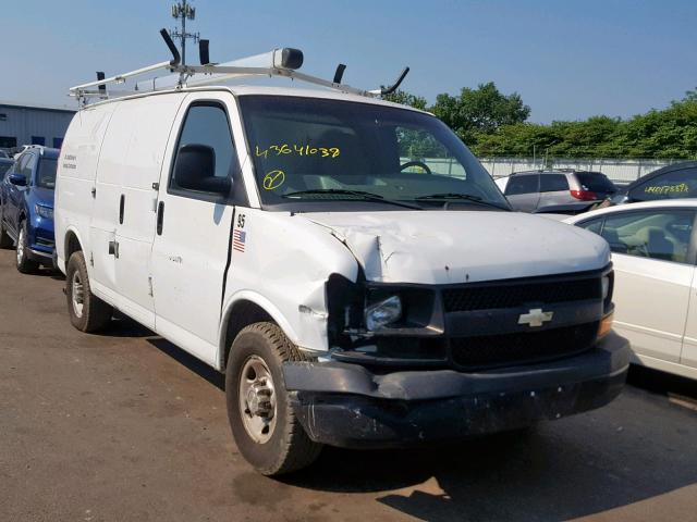 click here to view 2013 CHEVROLET EXPRESS G2 at IBIDSAFELY