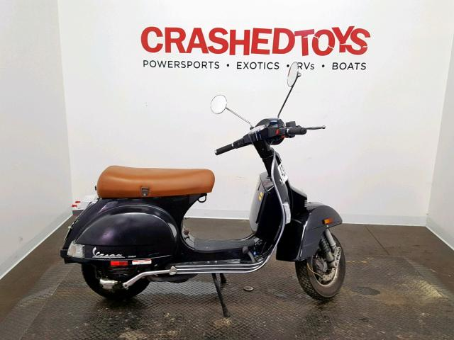 click here to view 2005 VESPA PX 150 at IBIDSAFELY