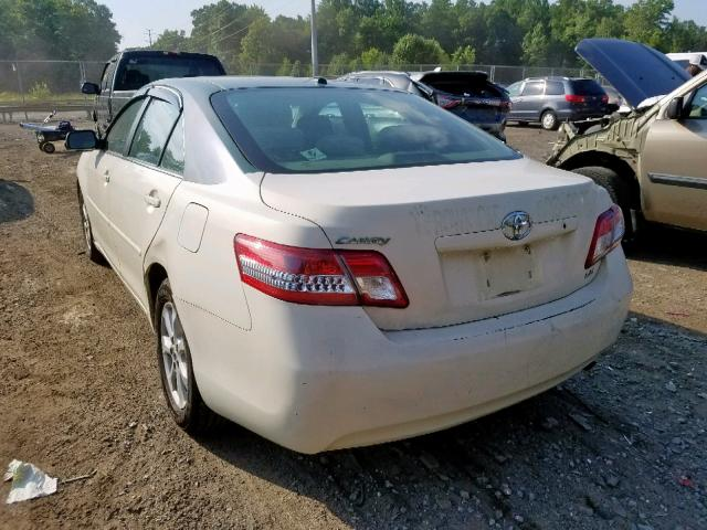 2011 Toyota Camry 2.5L [Angle] View
