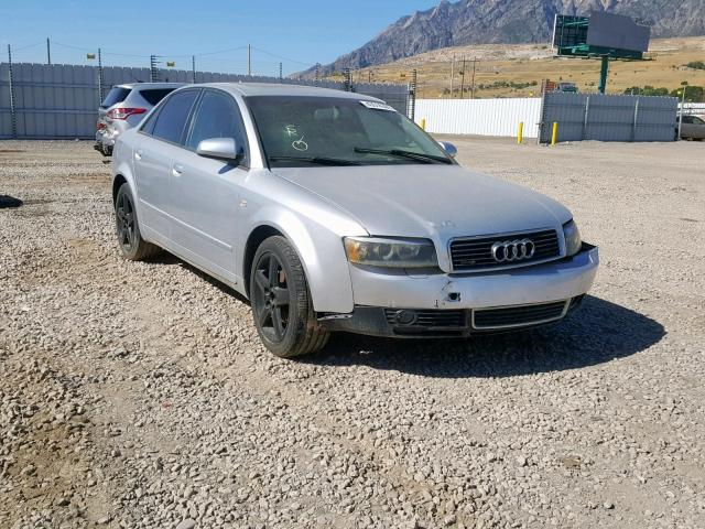 Salvage Audi Cars for Sale in UT – damaged, repairable - A Better Bid®