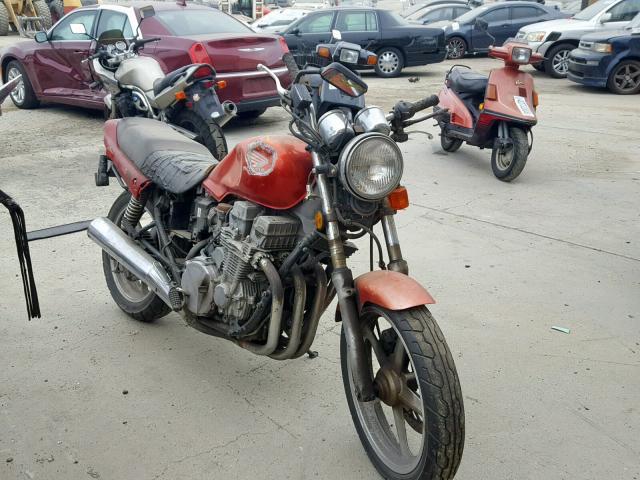 1991 HONDA CB750
