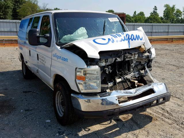 Salvage cars for sale from Copart Chatham, VA: 2008 Ford Econoline