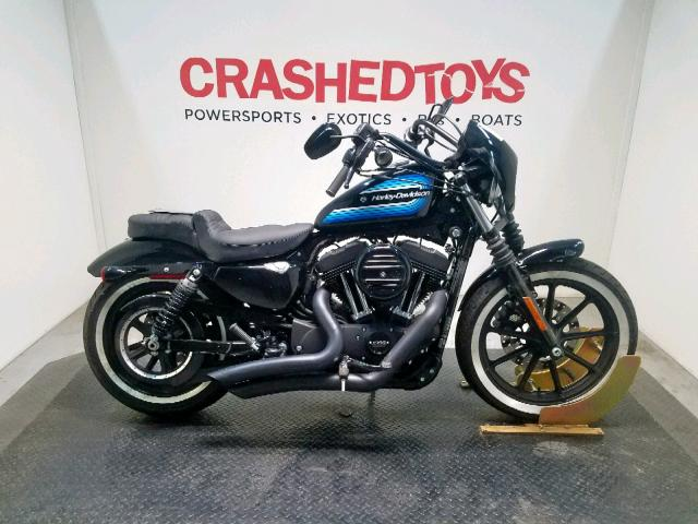 click here to view 2018 HARLEY-DAVIDSON XL1200 NS at IBIDSAFELY