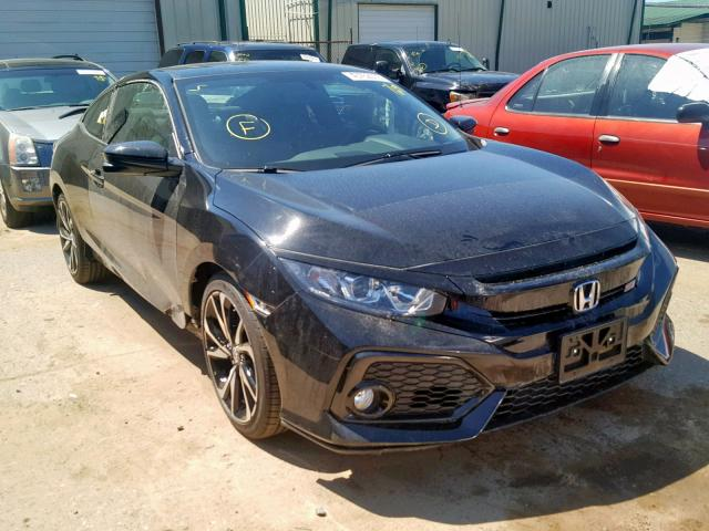 click here to view 2019 HONDA CIVIC SI at IBIDSAFELY
