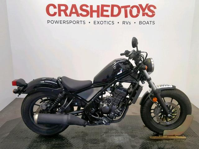 click here to view 2018 HONDA CMX300 at IBIDSAFELY