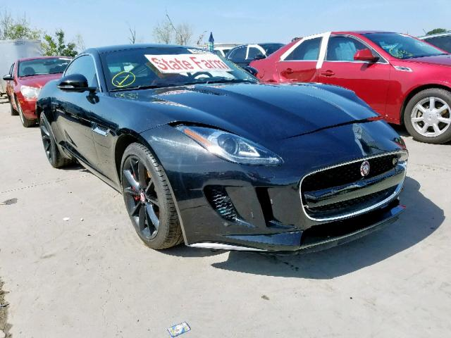click here to view 2016 JAGUAR F-TYPE S at IBIDSAFELY