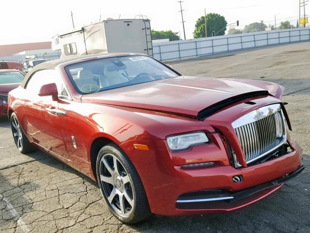 click here to view 2018 ROLLS-ROYCE DAWN at IBIDSAFELY