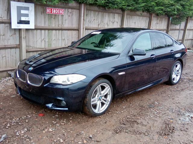 BMW 520D M SPO - 2012 rok