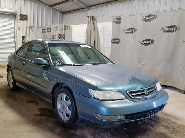 Salvage 1997 Acura 2.2CL for sale