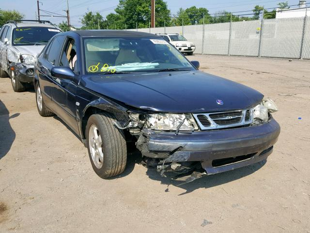 click here to view 2001 SAAB 9-5 SE at IBIDSAFELY