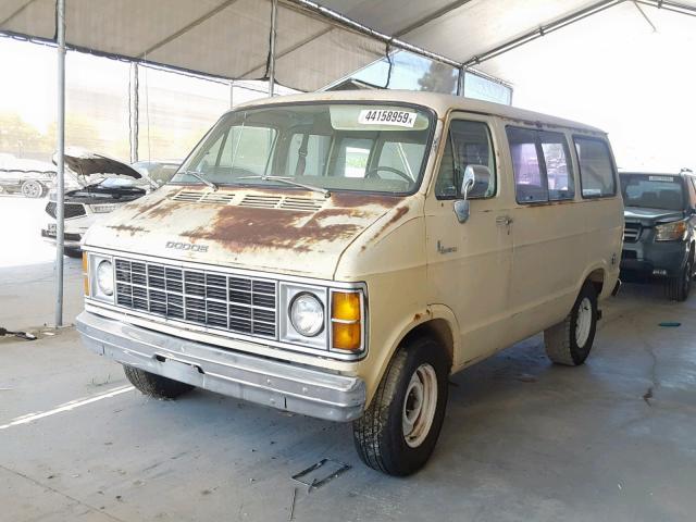 1979 Dodge VAN for Sale in Hayward CA - Lot: 44158959