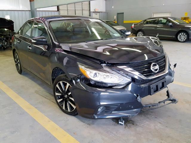 2018 Nissan Altima 2.5 2.5L