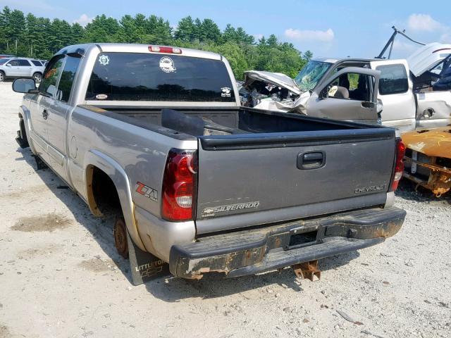 2006 Chevrolet Silverado 5 3l 8 For Sale In Mendon Ma Lot 44287759