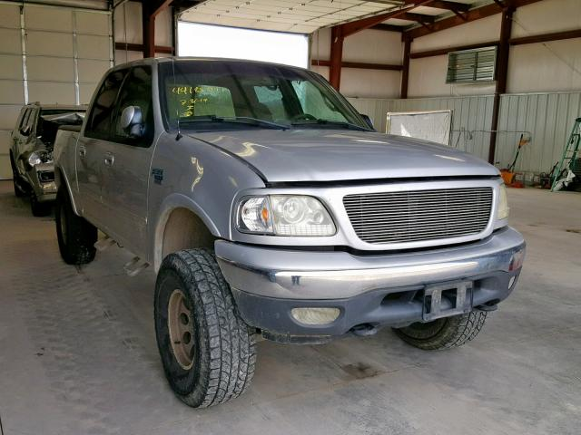 Ford F150 Super salvage cars for sale: 2001 Ford F150 Super