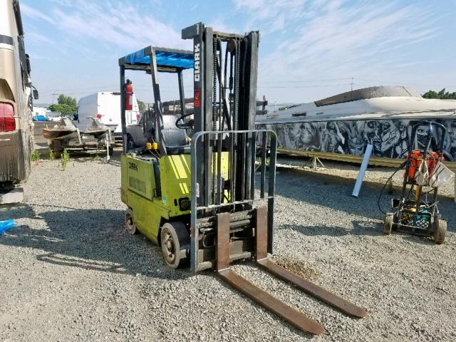 click here to view 1976 CLAR FORKLIFT at IBIDSAFELY