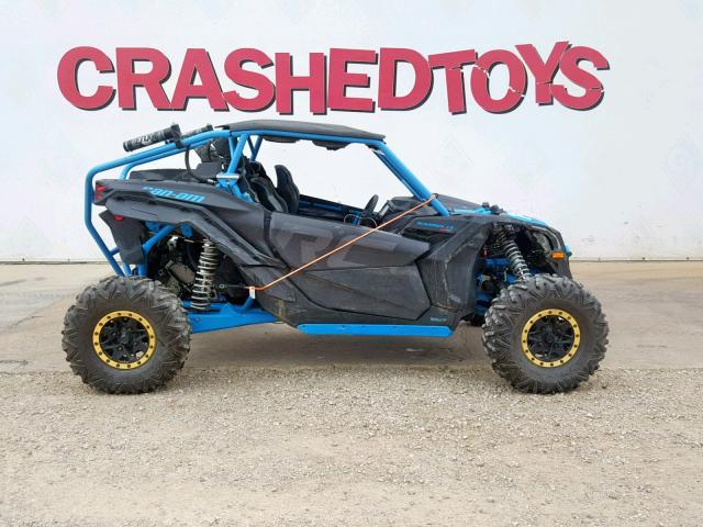 click here to view 2018 CAN-AM MAVERICK X at IBIDSAFELY