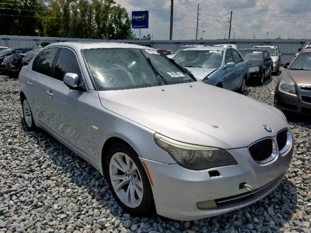 Salvage 2010 BMW 528 I for sale