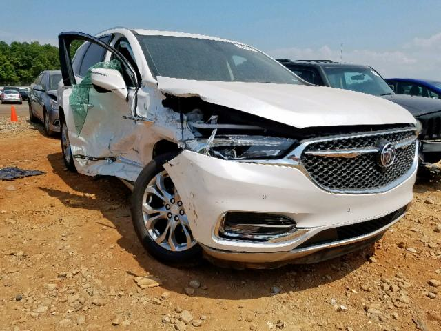 Salvage 2019 Buick ENCLAVE AV for sale