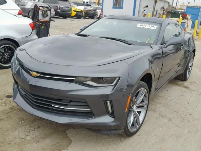 2016 Chevrolet Camaro Lt Photos Ca Los Angeles Salvage Car