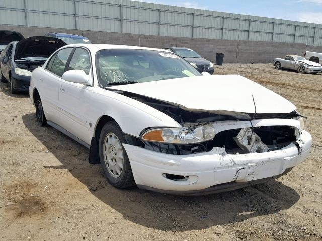 click here to view 2000 BUICK LESABRE LI at IBIDSAFELY