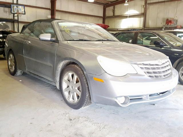 click here to view 2008 CHRYSLER SEBRING LI at IBIDSAFELY