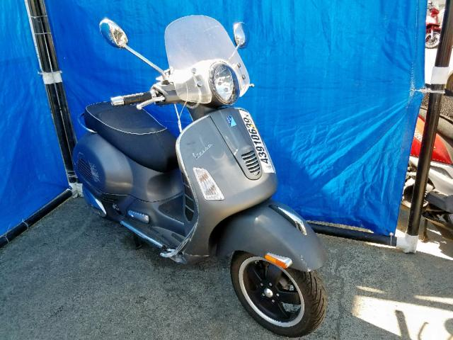 click here to view 2012 VESPA GTS 300 SU at IBIDSAFELY