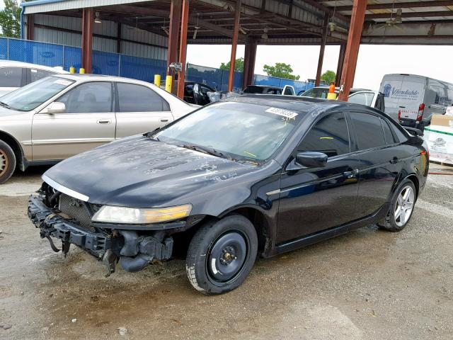 2004 ACURA TL Photos | FL - TAMPA SOUTH - Salvage Car Auction on Fri