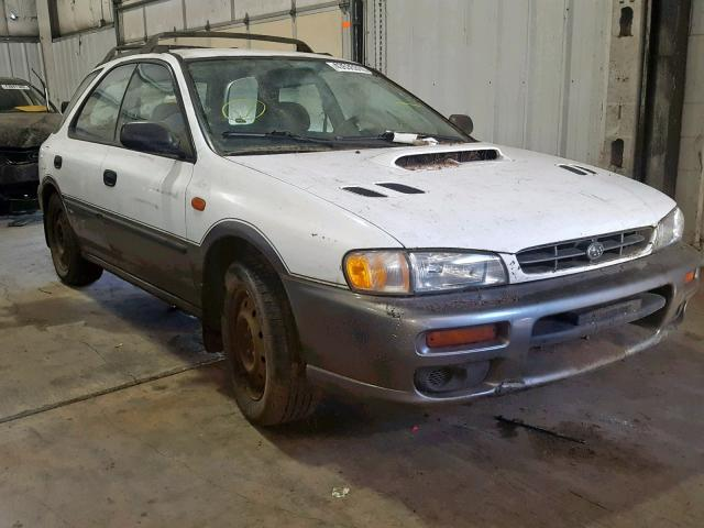 Subaru salvage cars for sale: 1999 Subaru Impreza OU