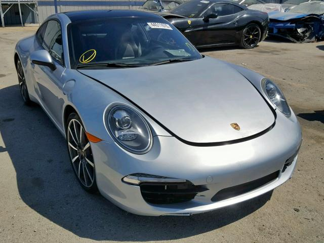 click here to view 2014 PORSCHE 911 CARRER at IBIDSAFELY