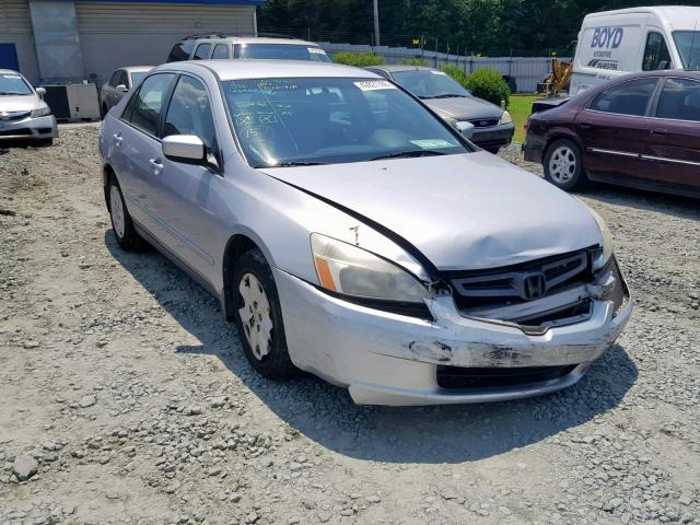 Honda Accord LX salvage cars for sale: 2003 Honda Accord LX