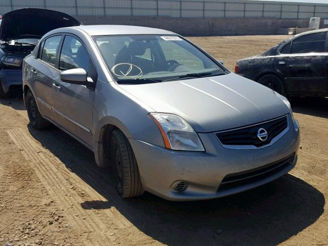 2012 Nissan Sentra 2.0 2.0L