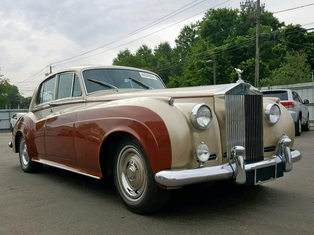 click here to view 1961 ROLLS-ROYCE CLOUD 2 at IBIDSAFELY