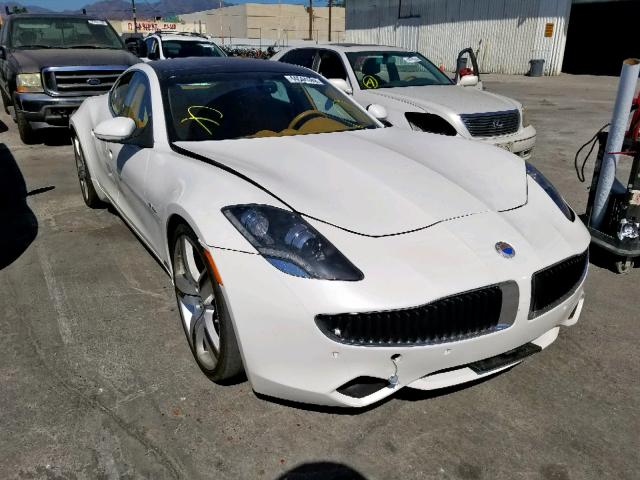 click here to view 2012 FISKER AUTOMOTIVE KARMA SPOR at IBIDSAFELY