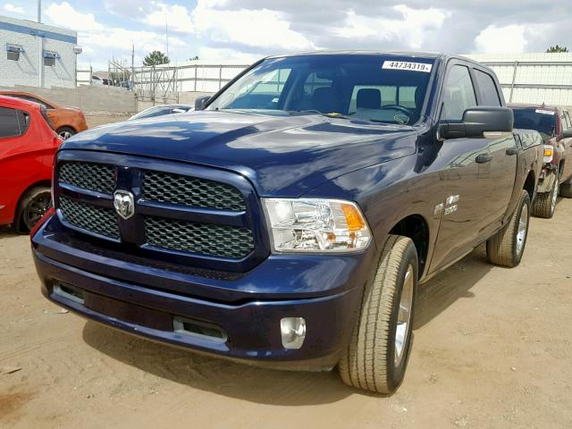 1C6RR7LT6ES134333 - 2014 Ram 1500 Slt 5.7L Right View
